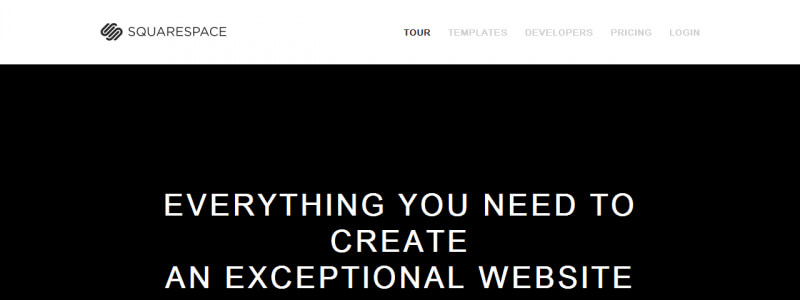 Squarespace - uma alternativa ao Wix